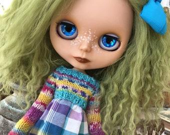 Customized TBL Blythe by A Little Fairy Magic