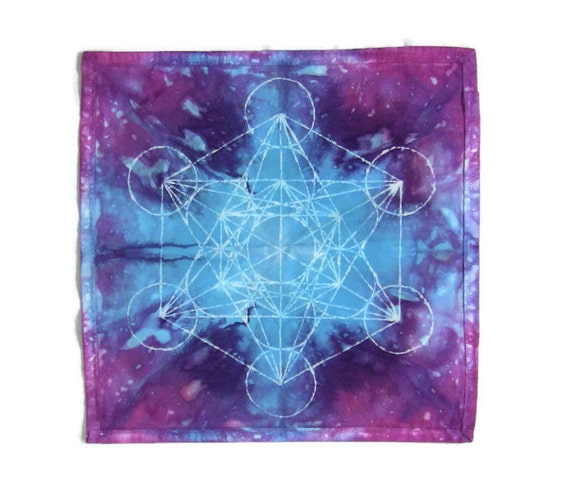 how to use sacred geometry crystals