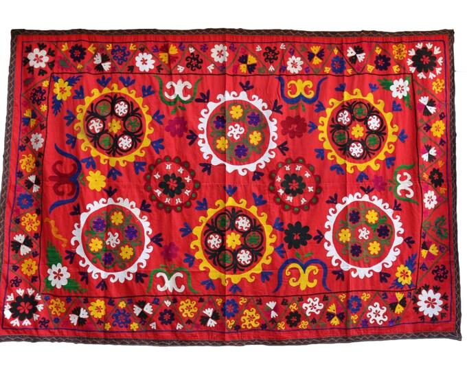 Handmade Vintage Suzani NL3007