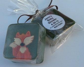 woodland Fox Favors