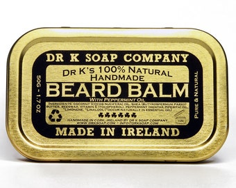Beard Balm, All Natural Beard Care Products, Handmade in Ireland