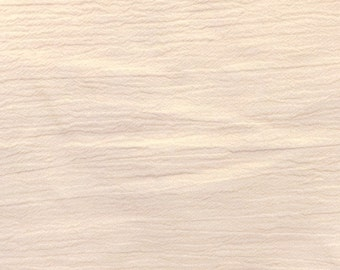 """54"""" Champagne Cotton Gauze Fabric-15 Yards Wholesale by the bolt"""