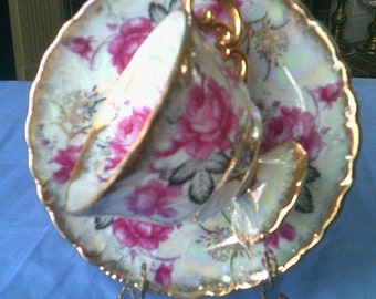 Royal Sealy Tea Cup and Saucer