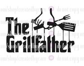 The Grillfather digital file