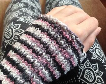 M PICC Line / IV Cover (Armband) pink white black