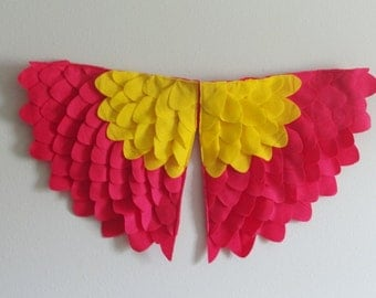 Adult Felt Wings