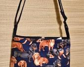 Dachshund weiner dog purse