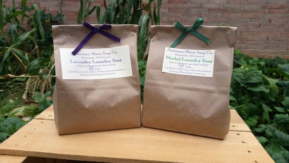 Laundry Soap By The Pound All Natural Eco Friendly Laundry