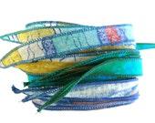 Silk Bracelet Ribbon, W535