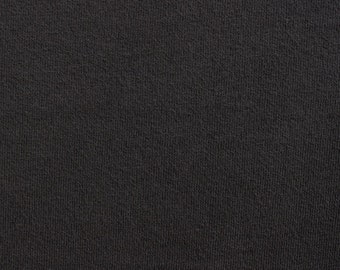 Alison Glass Jersey Knits - Charcoal Jersey Knit - Alison Glass for Andover - SK-1000 CHARCOAL - 1/2 yd