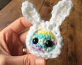 NEW colors!! Bunny costume (fits pocket tidbits) COSTUME ONLY made to order