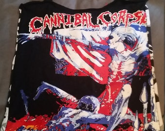 Cannibal Corpse Halter Corset