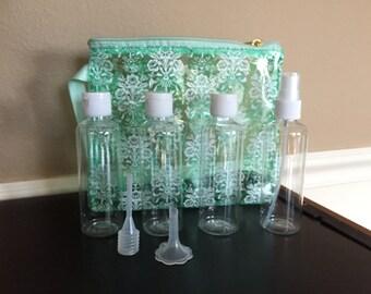 Carry on Bottle & Bag Set