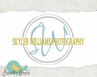 Photography Logos and Business Logos Circle Watermark 87