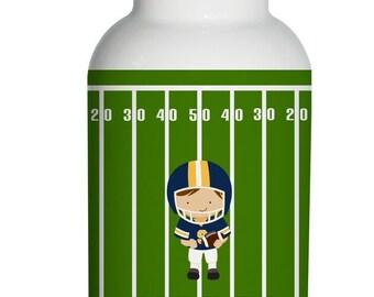 football lsu Personalized Aluminum Water Bottle