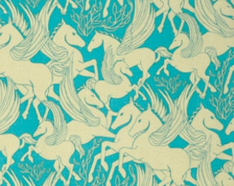 Fibs & Fables by Anna Maria Horner for Free Spirit - Helios - Ice - FQ - Fat Quarter Cotton Quilt Fabric 516
