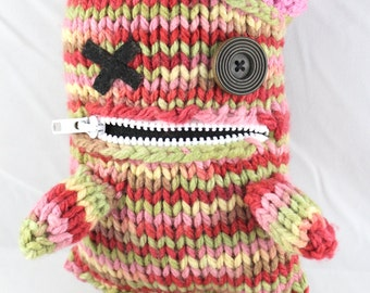 Monster Plush - Zambo