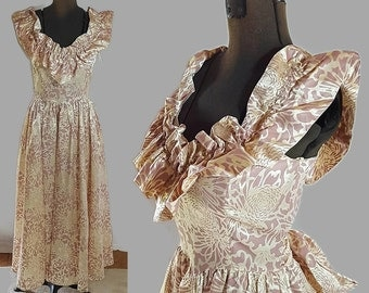 Gunne Sax Jessica McClintock Dress Vintage Wedding Southern Belle