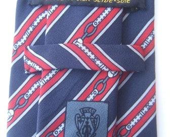 Gucci Men's Silk Necktie Made in Italy