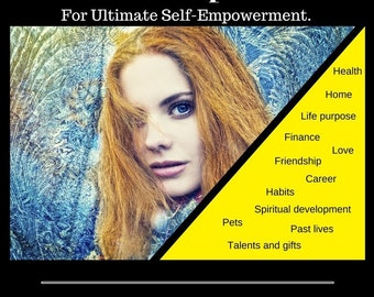 55 Tarot Spreads e-book for the Ultimate Self-Empowerment.