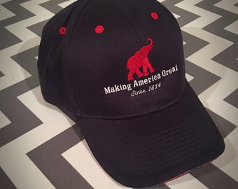 Making America Great Baseball Cap