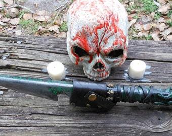 Cthulu  Ritual Dagger