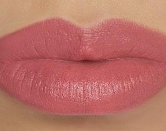 "Vegan Cream Blush and Lip Color Stick - ""Fae"" (light peach lipstick / cream blush)"