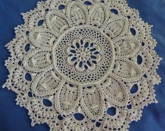 Beautiful Crochet Vintage Doily