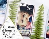 Custom iPhone 7 Case, Customized iPhone 7 Case, Custom iPhone 7 Plus Case, Personalized iPhone 7 Case, Personalized iPhone 7 Plus Case