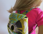 American Girl Doll Clothes; Doll Backpacks;  American Girl Doll Backpacks