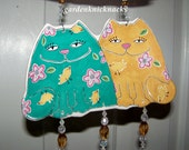 Kitty Cat Wind chimes