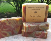 Ancient Sedona, Natural Handmade Soap, Cold Process, Spice Soap, Vegan