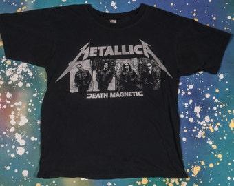 METALLICA Metal Rock T-Shirt Size M