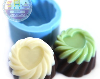 Chocolate 21mm Bakery Silicone Flexible Push Mold 248m* BEST QUALITY
