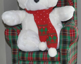1997 Wing Back Chair for the Santabear  collection