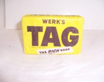 TAG WERKS SOAP