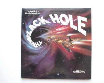 Black Hole - Original Soundtrack - 1979 - NM