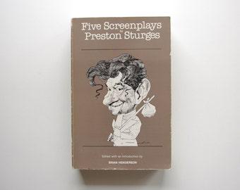 Five Screenplays by Preston Sturges - University of California Press