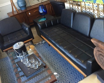 Fabulous Mid Century Modern Couch with matching Chair