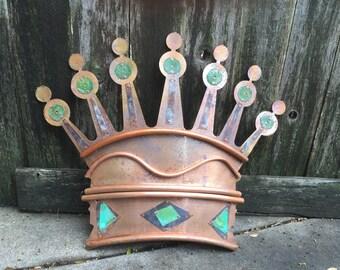 Copper Kings Crown