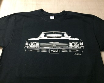 1968 Chevy Impala SS 427 - Front Grill