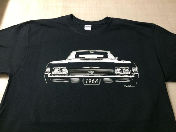 Black Chevy Impala >> 1968 Chevy Impala SS 427 Front Grill