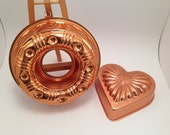 Copper Molds | Vintage Kitchen