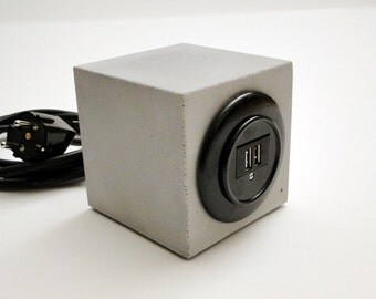 USB charger cube