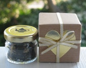 Tea Party Favors, Tea Favors in Mini Gift Box, Baby Shower Favors, Love is Brewing, A Baby is Brewing