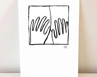 Buns- A4 digital print