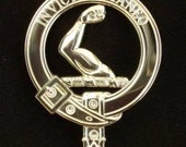 Armstrong Scottish Clan Crest Badge
