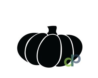 Short Pumpkin-SVG file