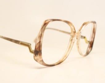 Vintage Eyeglasses Glasses NOS 1980's Deadstock Vintage Glasses Frames
