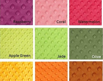Premium Brights!   All Sizes Minky Sheets or Changing Pad - Standard, Mini, Pack N Play Sheet or Changing Pad Cover
